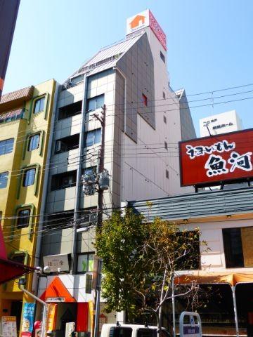 シャルマン神戸駅前ビル外観全体