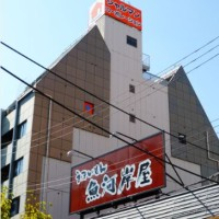 シャルマン神戸駅前ビル屋根