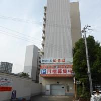 長田パーキング外観