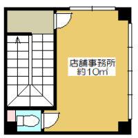 パインヒル元町2階間取図