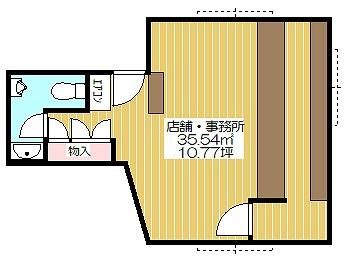 シャルマン北野ハンター坂3階東カラー