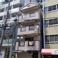 シャルマンコート神戸駅前外観