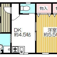 シャルマンコート神戸駅前301間取図